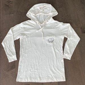 Ivory Ella hoodie size XS
